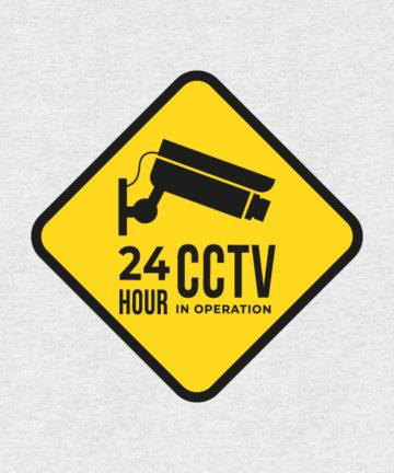 Αυτοκόλλητα Κάμερα Παρακολούθησης CCTV για σήμανση ασφαλείας, καταγραφής, παρακολούθησης με κάμερα σε καταστήματα, επιχειρήσεις και ιδιωτικούς χώρους